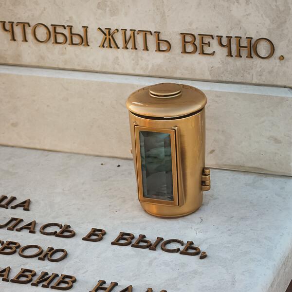 Купить бронзовые буквы на памятник