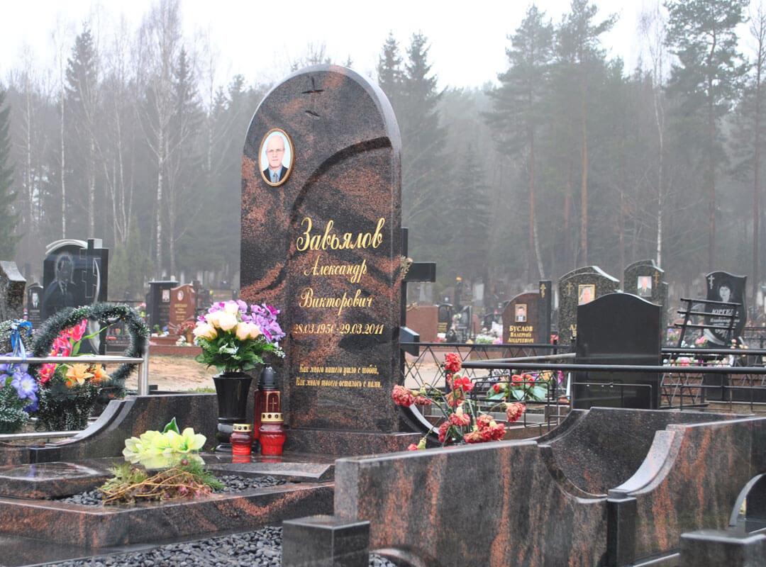 Эксклюзивные памятники из гранита в Минске