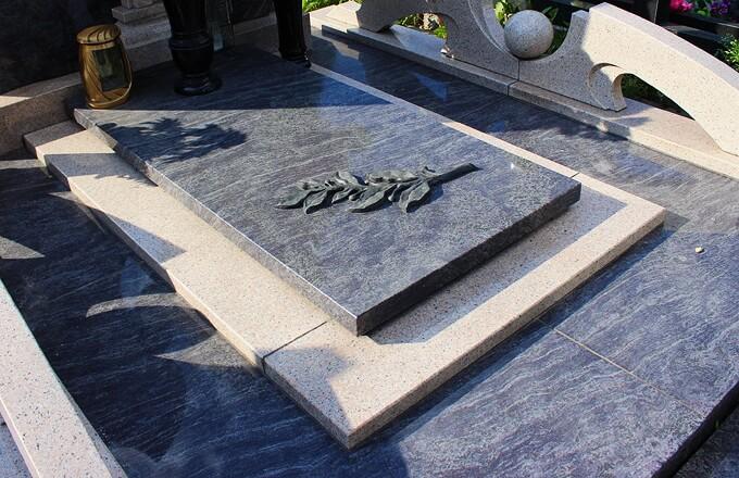 Оформление надгробной плиты