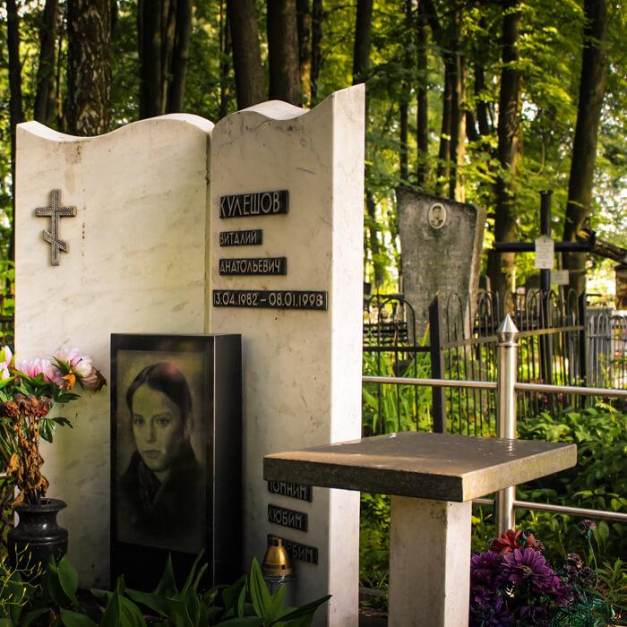 Памятники из мрамора - одно из лучших решений по изделиям из натурального камня в Минске