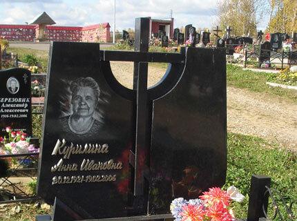 Памятники на могилу: фото и цены