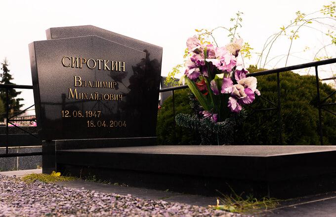 Двойные памятники на могилу, фото наших работ в Минске