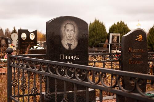 Недорогие памятники на могилу, фото с кладбищ в Минске