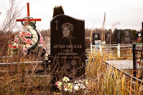 Фото недорогих памятников на могилу в Минске